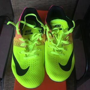 Track & Field Nike spikes